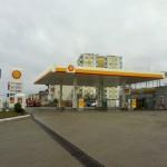 Mevcut Benzin İstasyonu